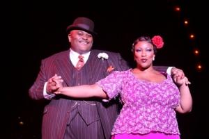 Frenchie Davis Ain't Misbehavin' with Ruben Studdard